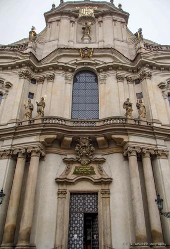 St. Nicholas Church, Little Quarter, Prague