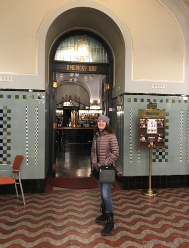Americky Bar in Prague