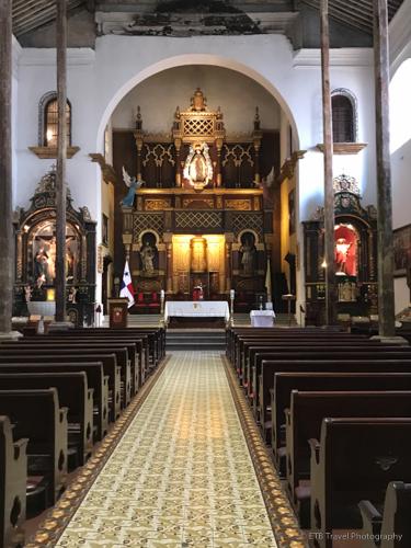 Iglesia Nuestra de la Merced in Panama City