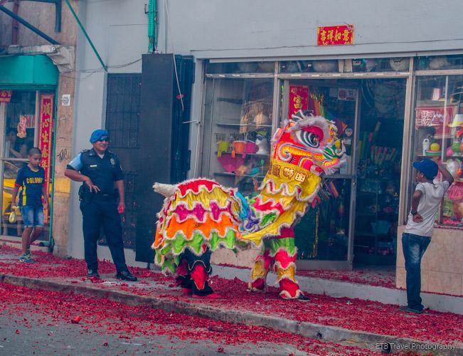 Chinese New Year in Panama City