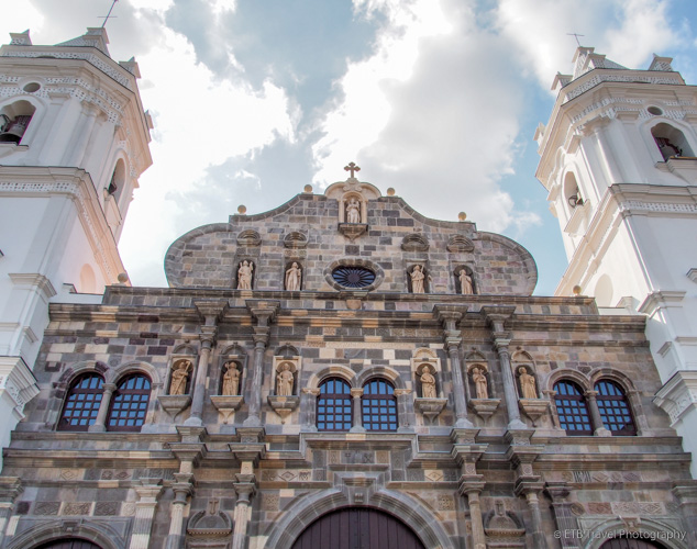 Cathedral in Panama City
