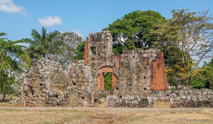 Panama Viejo Ruins in Panama City