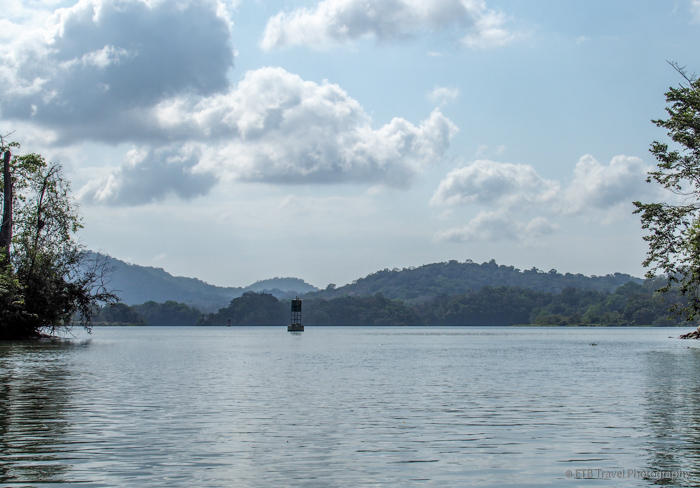 Lake Gatun in Panama City