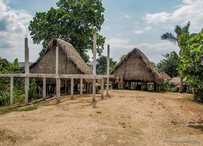 indian village near panama city