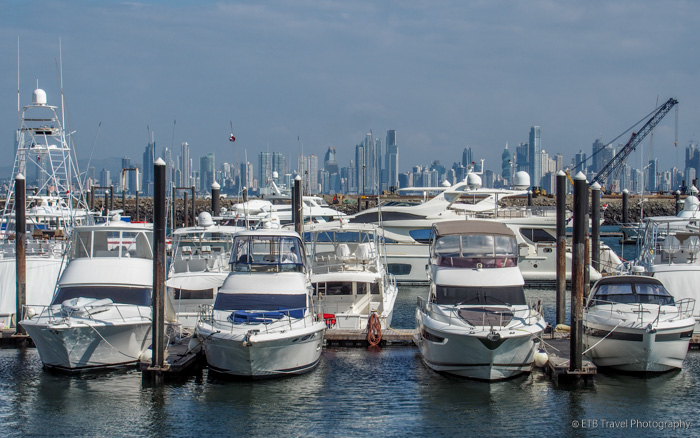 marina in Panama City