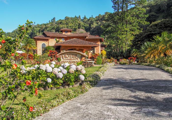 Hotel Escondido in Boquete