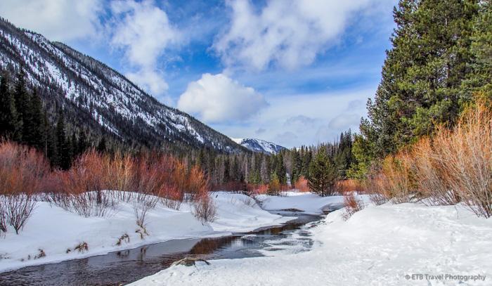 North Ten Mile Creek Trail