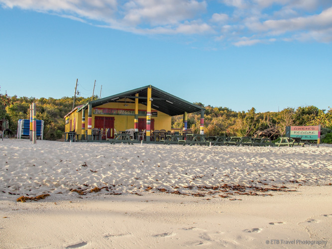 Gwen's Reggae Bar in Anguilla