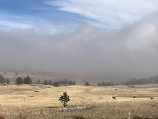 fog at NCAR