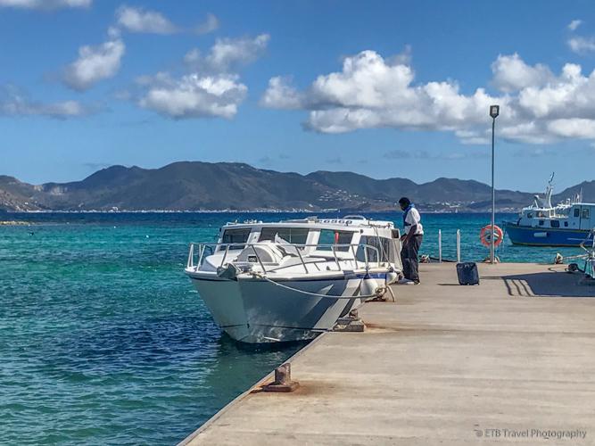 GB Ferry in Anguilla