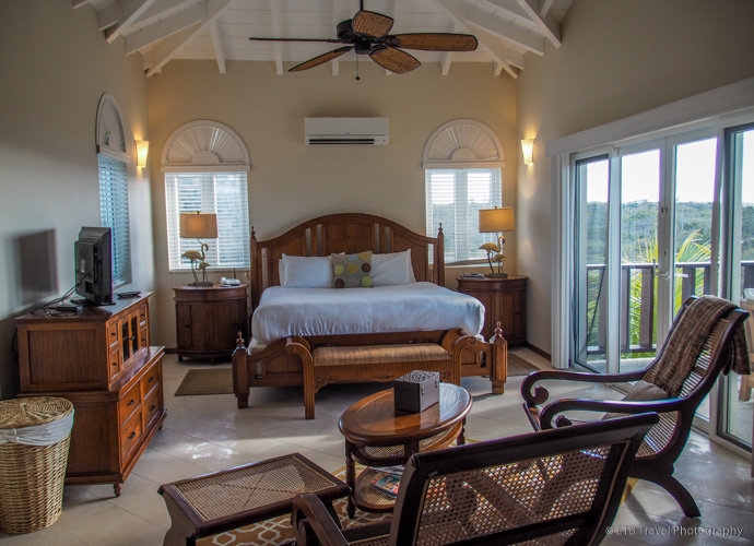 Bedroom at Fountain Anguilla