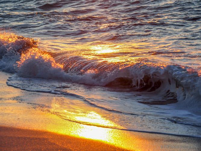 Shoal Bay sunset in Anguilla
