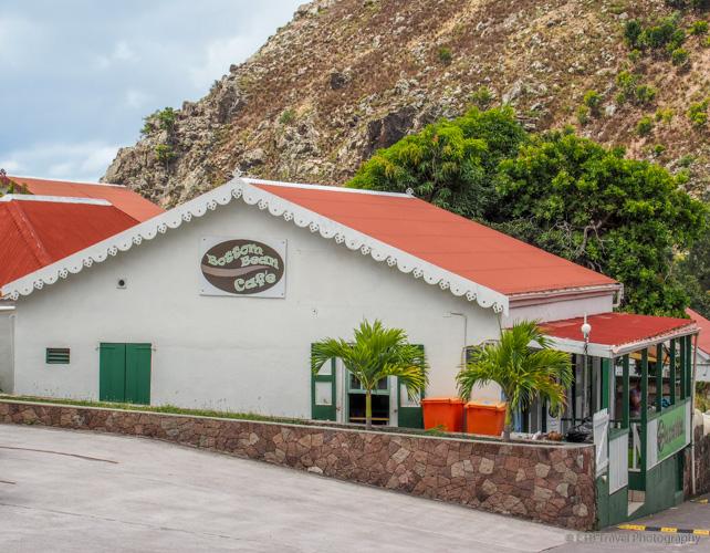 The Bottom Bean Cafe in Saba
