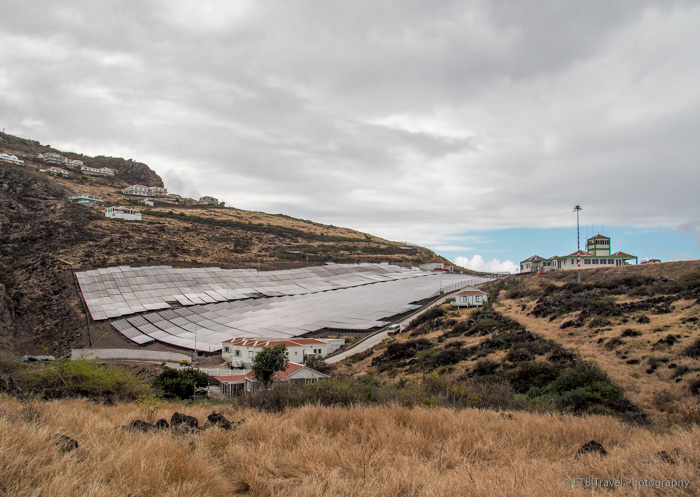 solar panels to run saba