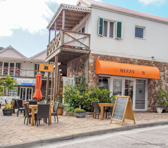 Bizzy B in Saba