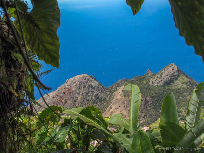 hiking in Saba