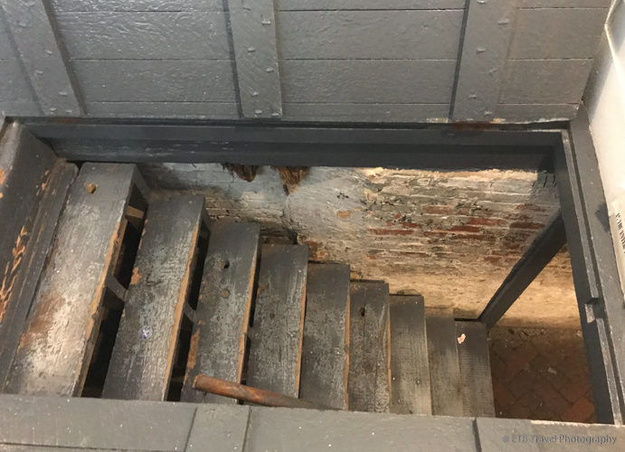 hatch  door to cellar