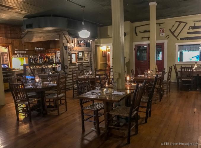 restaurant at story inn