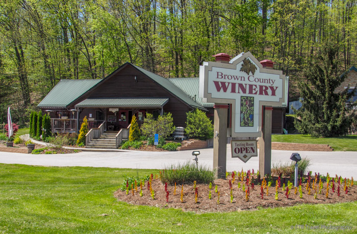 Brown County Winery in Nashville