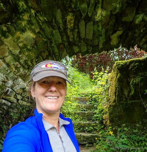 la roche haute in Gimel-les-cascades