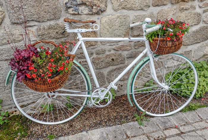 decorative bicycle