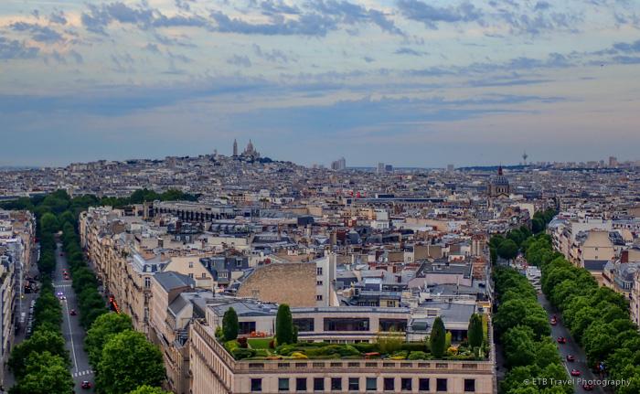 view of Sacre Coeur