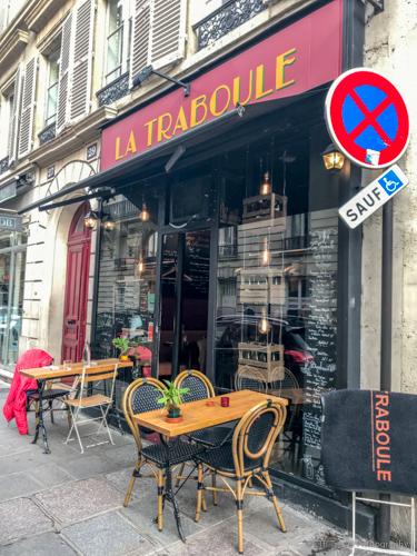La traboule in Paris
