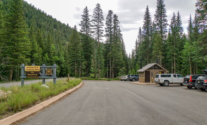 Three Mile Creek Trailhead
