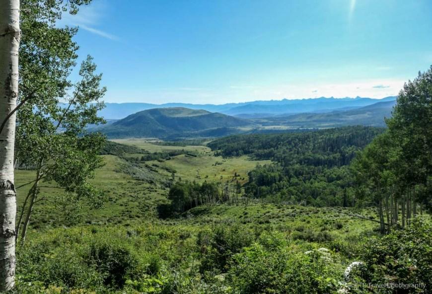 Cimarron Mountains