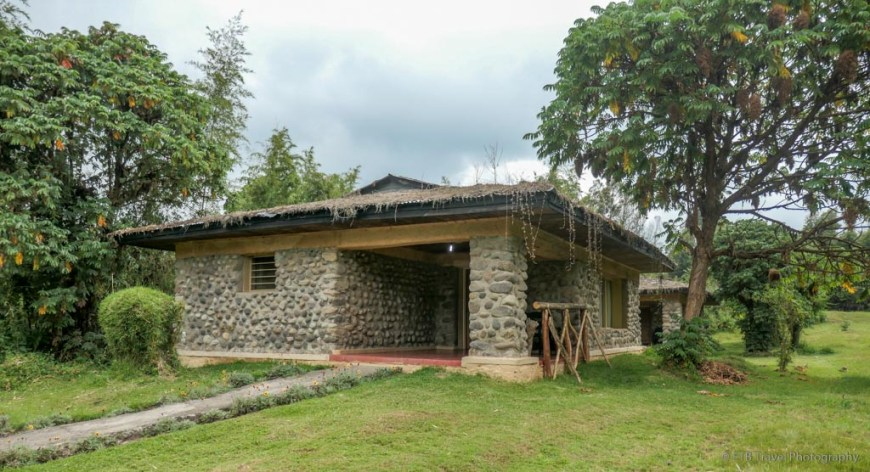 cabin at Mountain Gorilla View Lodge