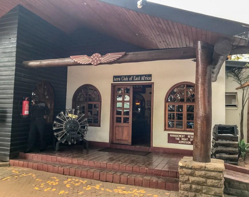 Aero Club in Nairobi