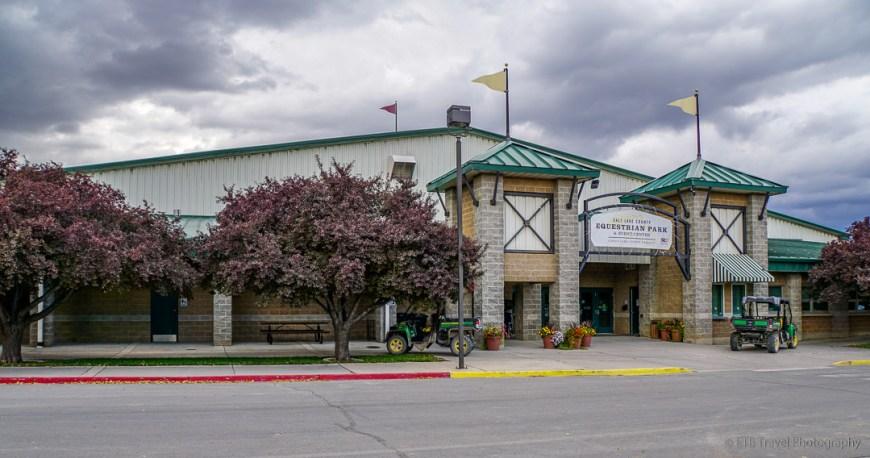 Equestrian Center in Salt Lake City
