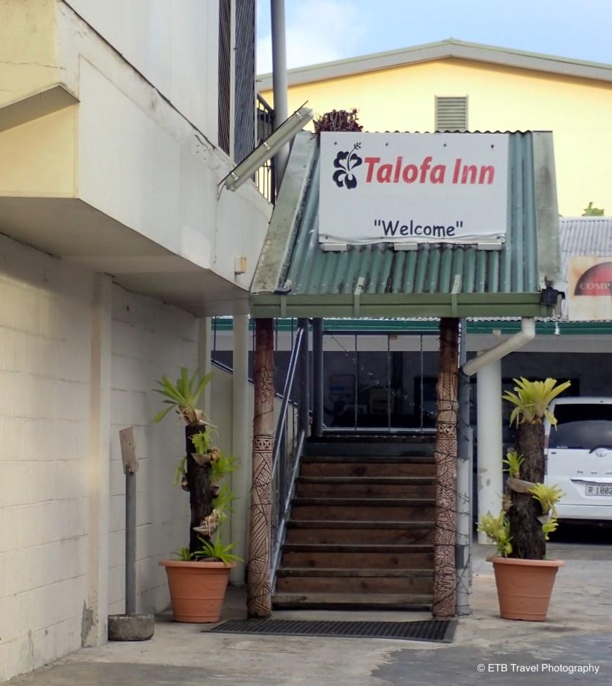 Talofa Inn in Apia, Samoa