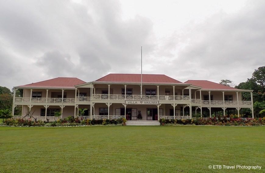 Robert Louis Stevenson Museum In Samoa