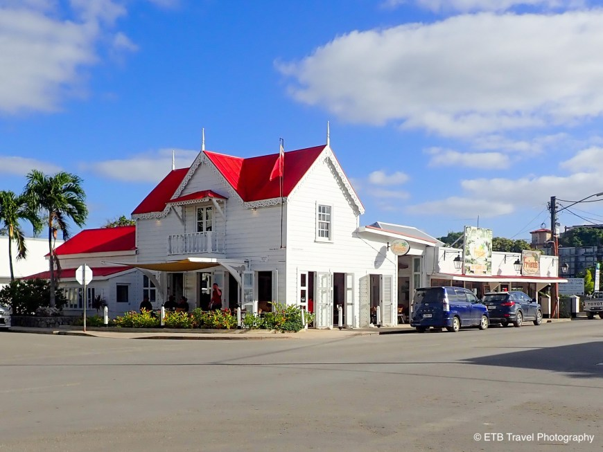 Friends Cafe in Tonga