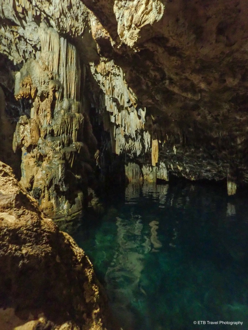 Anahulu caves in Tonga