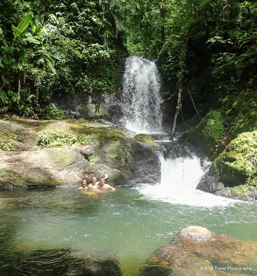 waterfall near munda