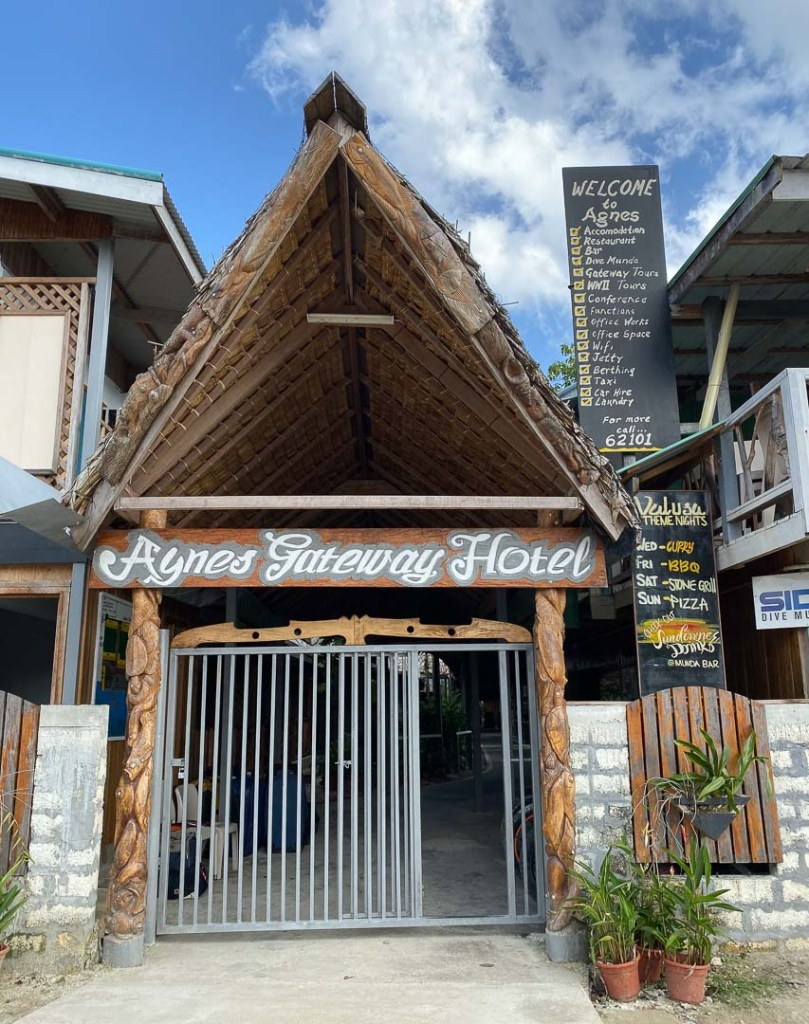 Agnes Gateway Hotel in munda