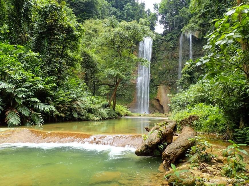 tenaru falls in the solomon islands