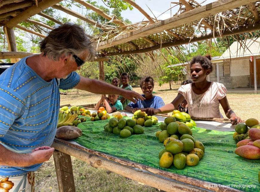 Mangos in Tanna