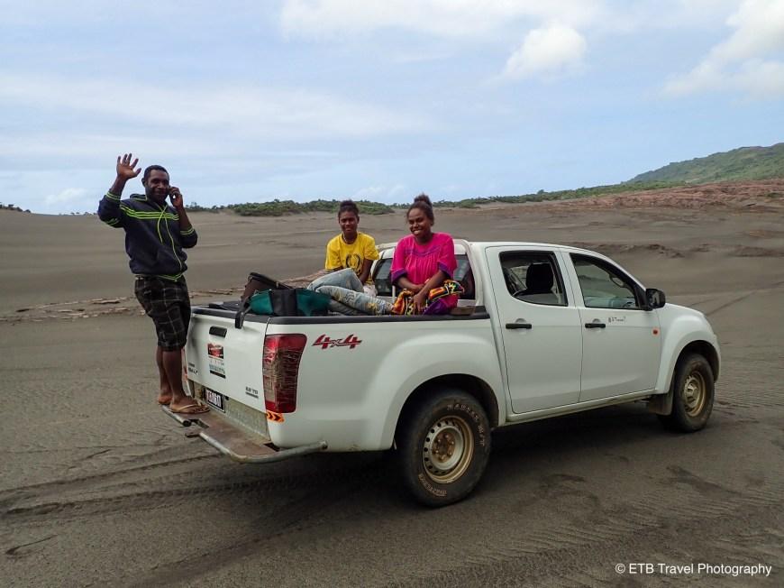Transport in Tanna