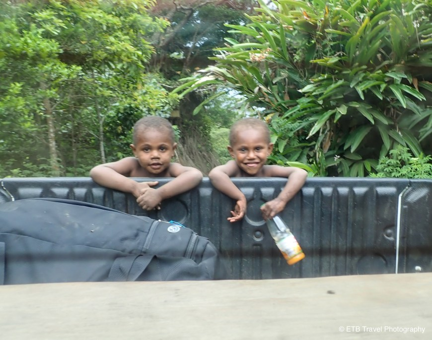 Sanga's grandkids