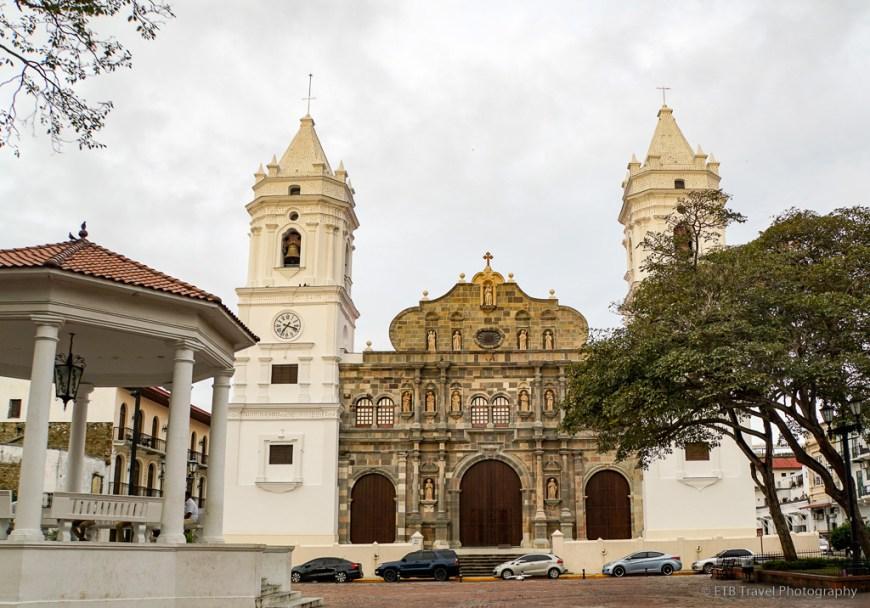 Plaza Mayor in Casco Viejo
