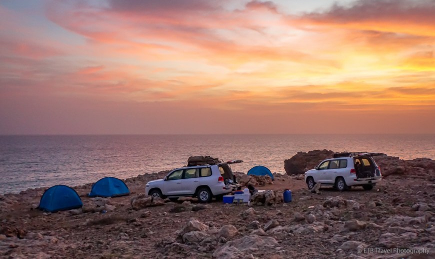 sunrise at Al Hadd