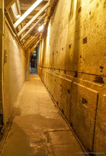 The Western Wall Tunnel in Jerusalem