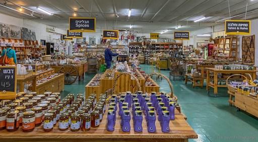 the store at the kibbutz kinneret