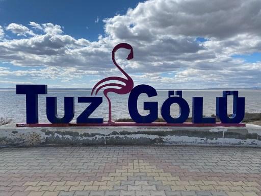 Tuz Golu in Turkey