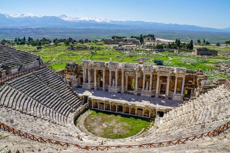 Theater at Heiropolis