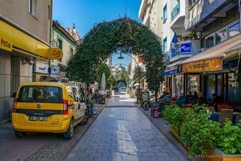 streets of selçuk