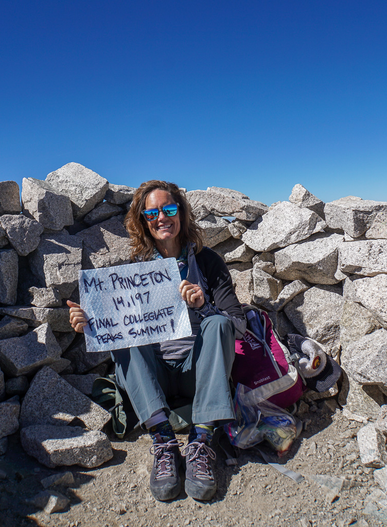 mount princeton summit